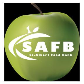 St Albert Food Bank Volunteer